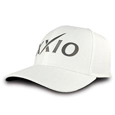 XXIO Metallic Cap,White