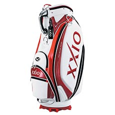 XXIO Staff Bag,White/Red